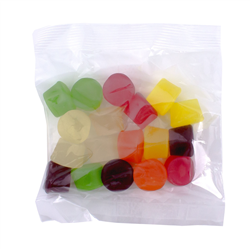 Confectionery 80gm Bag  Wine Gums